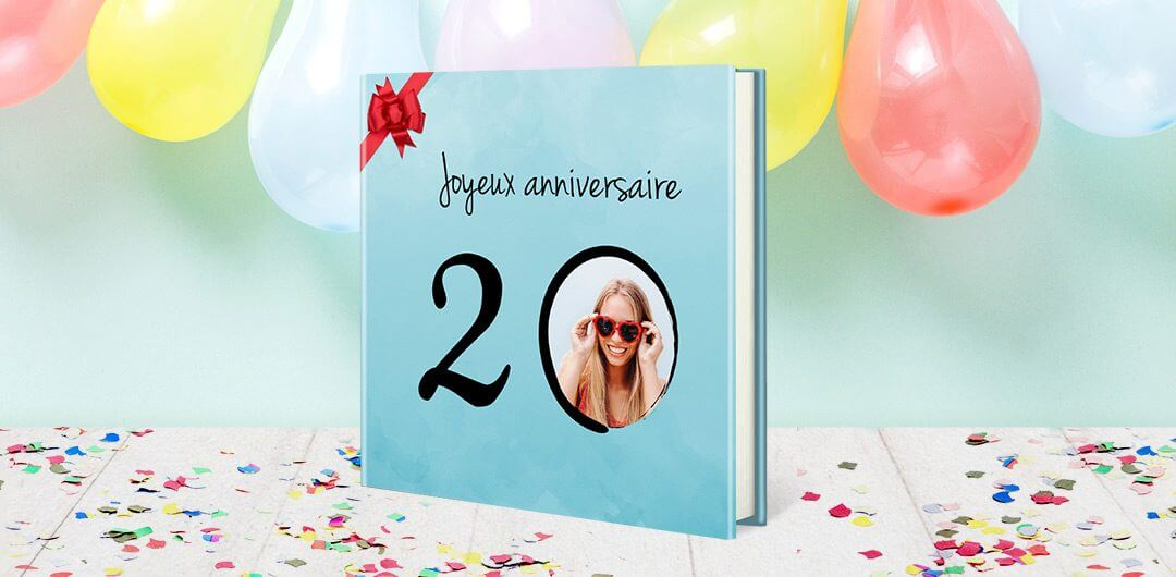 Album Photo Anniversaire Un Cadeau Original Myinspiration